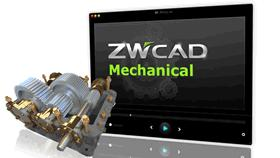 ZWCAD Mechanical 2019 - licencja bezterminowa